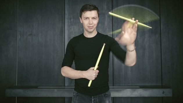 Martin Grubinger (Bild: Simon Pauly)
