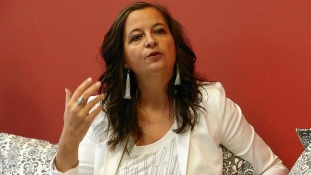 In der Kritik: Stadträtin Ulli Sima (Bild: Klemens Groh)