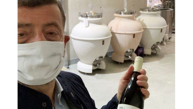 Der Wein als Eintrittstor ins Burgenland (Bild: Stefan Ottrubay)