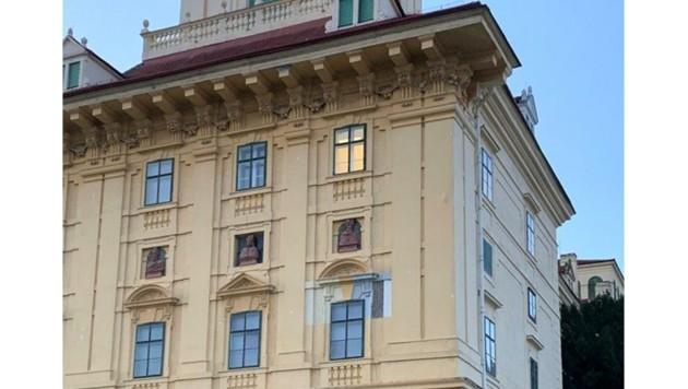 Auch Gebäude verändern sich im Laufe ihrer Geschichte (Bild: Stefan Ottrubay)