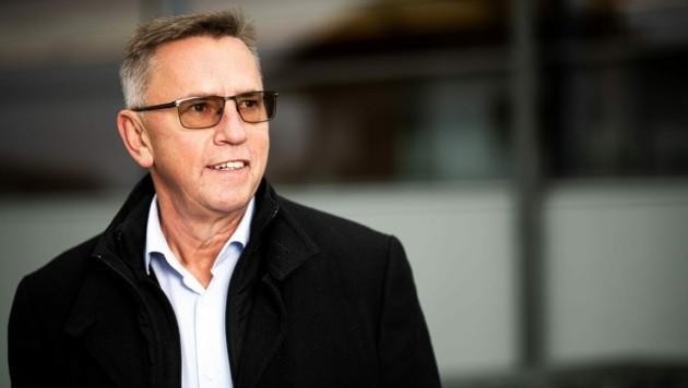 Arnold Pacher wird Donnerstag zum neuen Bürgermeister von Glanegg gewählt. (Bild: zVg)