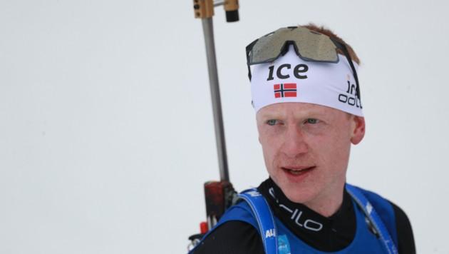 Johannes Thingnes Bö (Bild: GEPA)