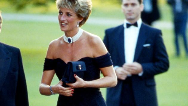 Prinzessin Diana (Bild: Stewart Mark / Camera Press / picturedesk.com)