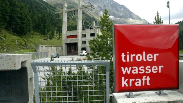 Tirol würde energiemäßig ohne die Wasserkraft schlecht dastehen.
