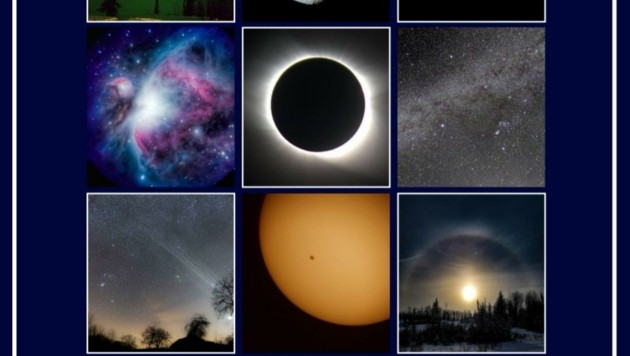 Das NASA-Buch von Sten Odenwald. (Bild: Robert Grögler/NASA)