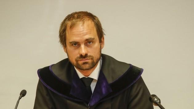 Strafrichter Philipp Grosser (Bild: Tschepp Markus)