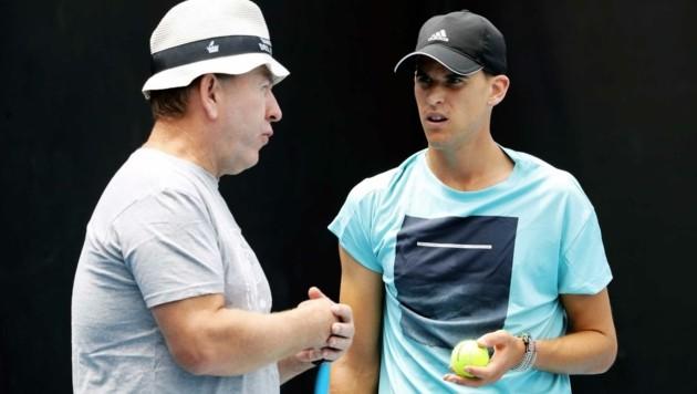Günter Bresnik war der Trainer von Österreichs Superstar Dominic Thiem. (Bild: GEPA pictures/ Matthias Hauer)
