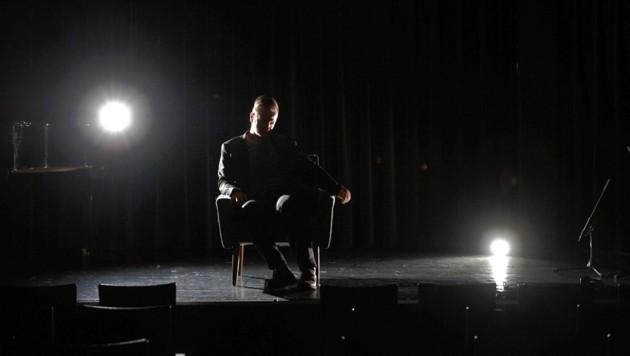 Für ein halbes Jahr dunkel ist ab nun die Kabarett-Bühne des Markus Koschuh, der am Montag eine Pause ankündigte. (Bild: Bloch)