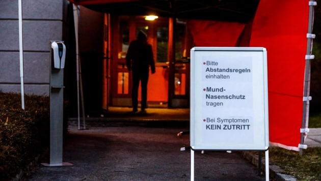 Heute ist es soweit: 2.300 Bewohner halt Annaberg-Lungötz (Bild: Gerhard Schiel)