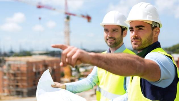 Der Baumeister ist die höchste Qualifizierung, die man in der Baubranche erreichen kann. (Bild: ©Production Perig - stock.adobe.com)