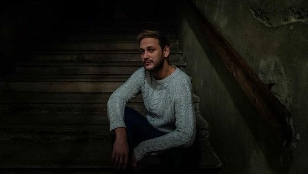 Christian Krall will mit Michael Stark und Julia Eder ein Hoch auf die Omas singen. (Bild: Alexander Danner)