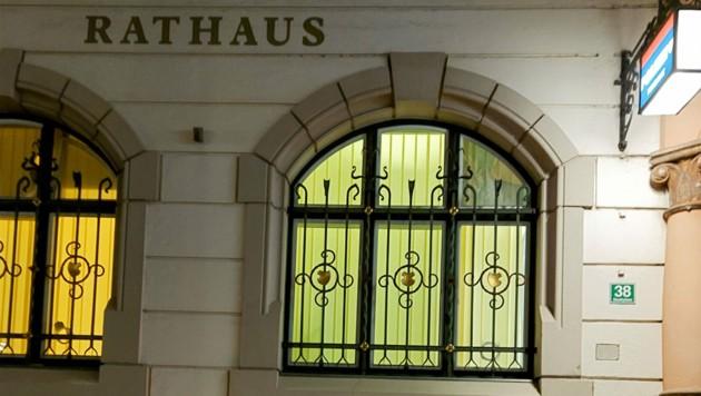 Rathaus Braunau (Bild: Pressefoto Scharinger © Daniel Scharinger)