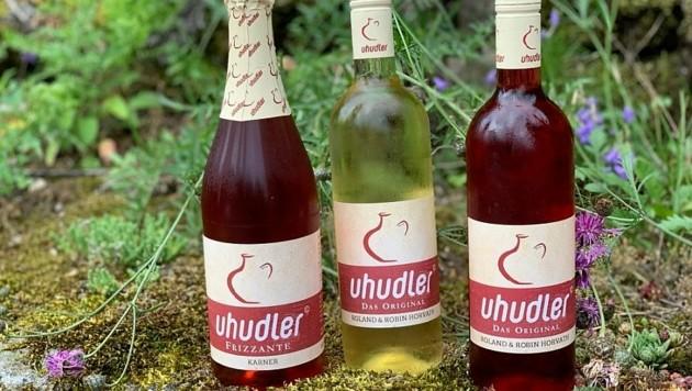 Symbolbild Uhudler (Bild: Christian Schulter)