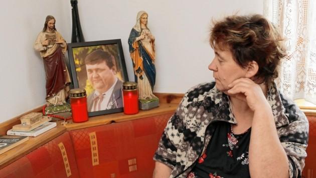 Ihr Ehemann und der Sohn starben innerhalb von nur fünf Monaten.