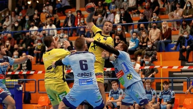 Grünes Licht für die steirischen Handball-Zweitligisten. (Bild: GEPA pictures)