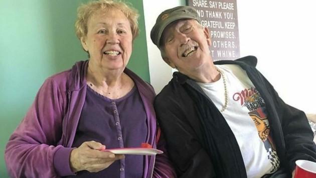 50 Jahre unzertrennlich: Patricia und Leslie McWaters. (Bild: McWaters Family)