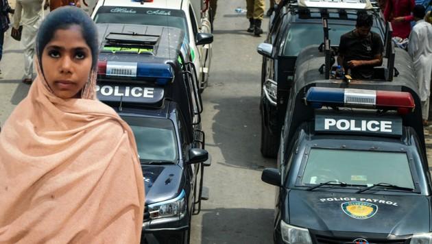 (Bild: APA/AFP/Rizwan TABASSUM, Christen in Not, Krone KREATIV)