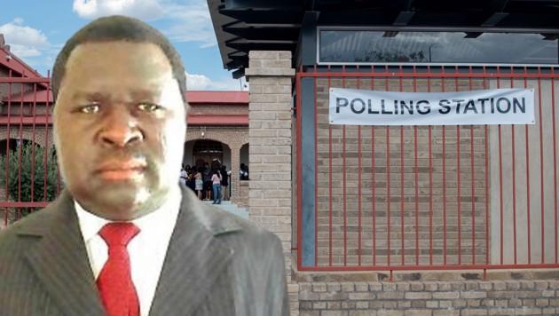 (Bild: APA/AFP/HILDEGARD TITUS, Wahlkommission Namibia, Krone KREATIV)