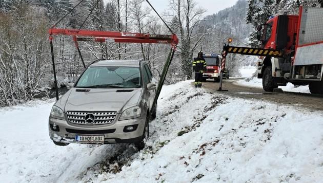 Auch in Voitsberg musste die Feuerwehr zu Einsätzen ausrücken. (Bild: FF Voitsberg/Buchegger C.)