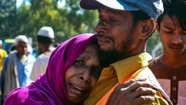 (Bild: Shafiqur Rahman/AP)