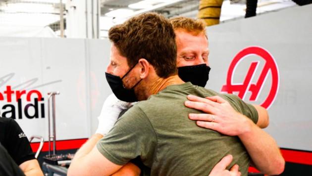 (Bild: twitter.com/Haas F1 Team)