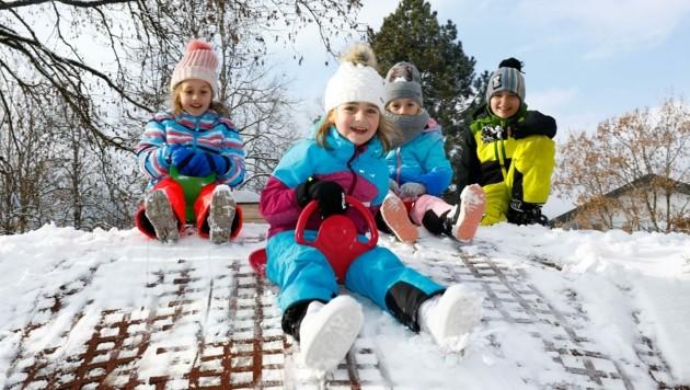 Einige Schulen bleiben diese Woche wegen des Schnees geschlossen (Symbolfoto). (Bild: Gerhard Schiel)