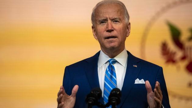 Der gewählte US-Präsident Joe Biden wünscht, dass Donald Trump bei seiner Amtseinführung dabei ist. (Bild: AP)