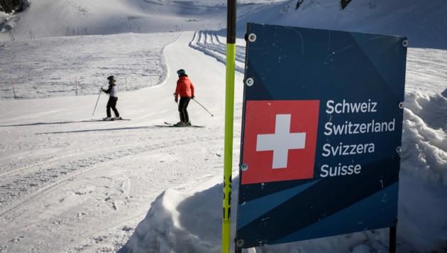 Die Schweizer Wintersportdestination Zermatt-Matterhorn (Bild: AFP)