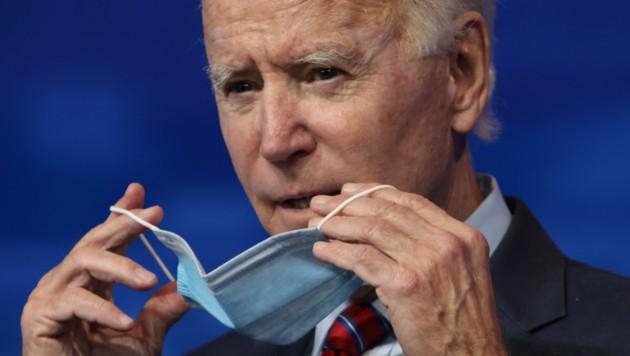 Joe Biden (Bild: AFP/Getty Images/Alex Wong)