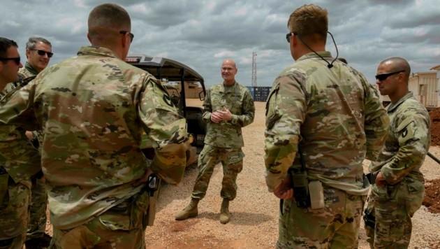US-Truppen in Somalia