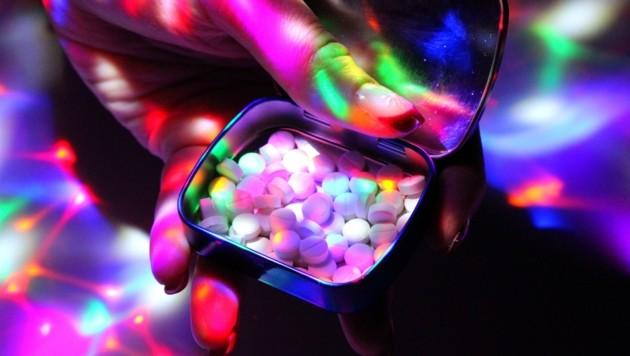 Vanessa konsumierte unter anderem Ecstasy. (Bild: stock.adobe.com)