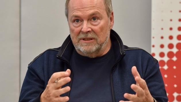 Prof. Dr. Herwig Kollaritsch, Impfexperte und Reisemediziner (Bild: Harald Dostal)