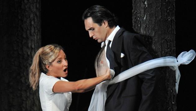 Dauerbrenner Don Giovanni - hier im Jahr 2011 (Bild: Kerstin Joensson)