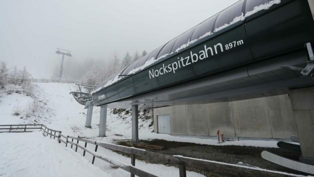 Die Götznerbahn ist ein wichtiger Teil des Skigebiets Muttereralm