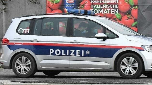 Schneller Fahndungserfolg der Polizei (Symbolbild) (Bild: P. Huber)