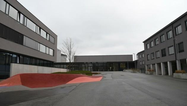 Das Gymnasium Kurzwiese in Eisenstadt (Bild: Huber Patrick)