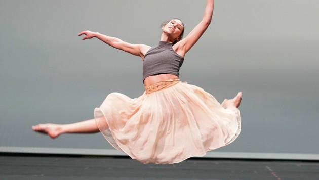 """""""Jeder von uns will tanzen"""", sagt Kayla May Corbin (Bild: Reinhard Winkler)"""