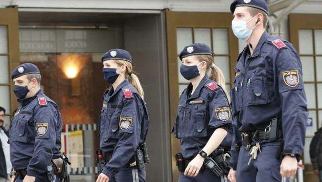 Salzburgs Beamten dürfen selbst entscheiden, ob sie die Impfung wollen (Bild: Tschepp Markus)
