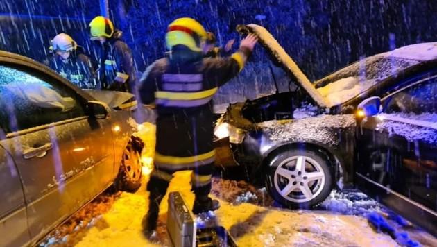 (Bild: Freiwillige Feuerwehr Maria Rain)