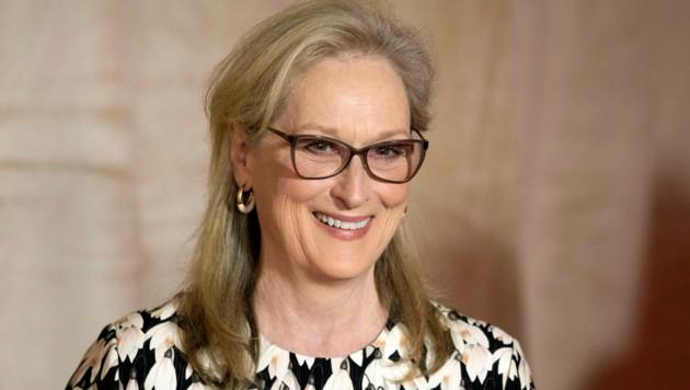 Meryl Streep (Bild: Chris Young / AP / picturedesk.com)