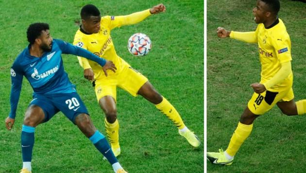Youssoufa Moukoko (Bild: AP)