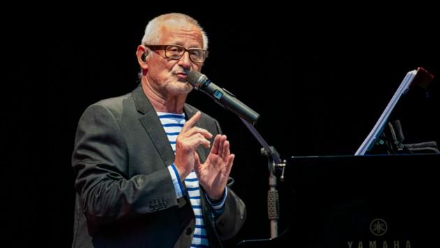 Konstantin Wecker (Bild: Wehnert, Matthias / Action Press / picturedesk.com)