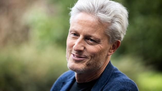 """Der österreichische Kabarettist Florian Scheuba ist unter anderem für """"Wir Staatskünstler"""" bekannt. (Bild: APA/GEORG HOCHMUTH)"""