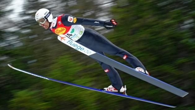 Lukas Klapfer, Nordische Kombination (Bild: Sepp Pail)
