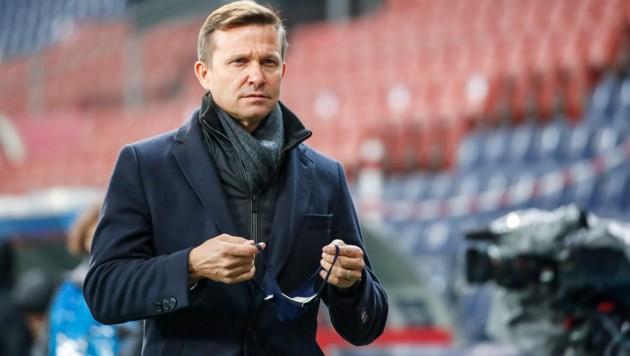 Salzburg-Trainer Jesse Marsch (Bild: GEPA)