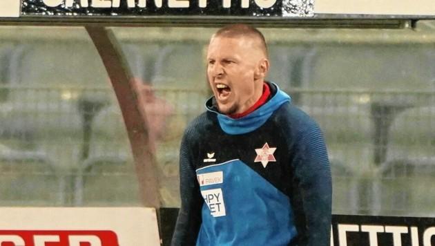 GAK-Trainer Gernot Plassnegger
