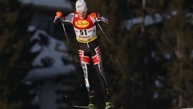 Bernhard Flaschberger steht vor seinem Debüt im Langlauf-Weltcup. (Bild: GEPA pictures)