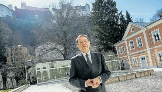 Lehnert steht bereits seit Monaten in der Kritik. (Bild: Markus Tschepp)