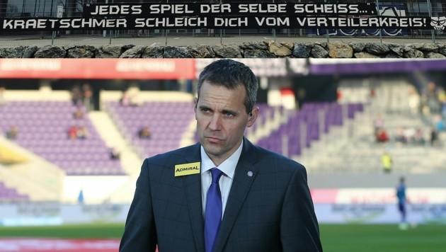 Markus Kraetschmer (Bild: GEPA/Facebook.com/OstnewsAustriaWien)