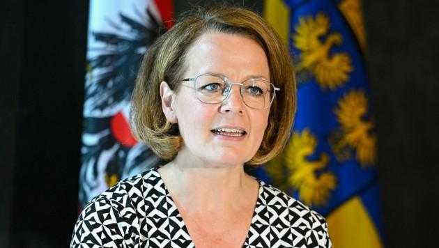 Landesrätin Christiane Teschl-Hofmeister (Bild: NLK Burchhart)